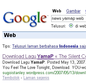 YamaP on the Google